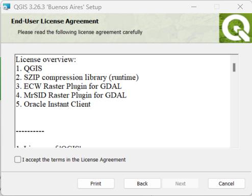 Install QGIS - OWF Learn / QGIS