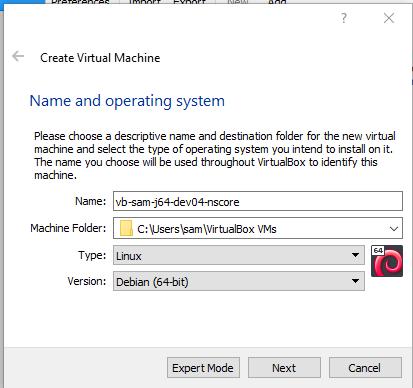 Linux Debian Jessie VM - Learn / VirtualBox